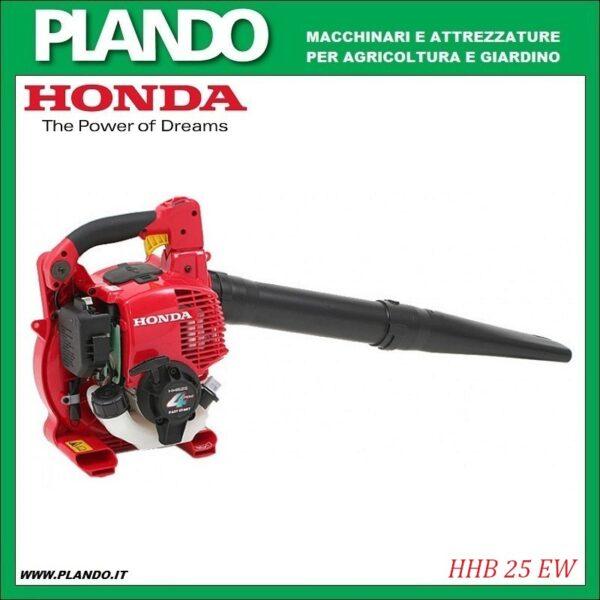 Soffiatore Honda HHB 25 EW