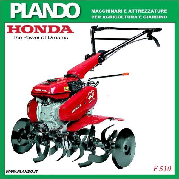 Honda F510