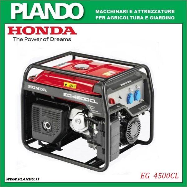 Honda EG 4500 CL