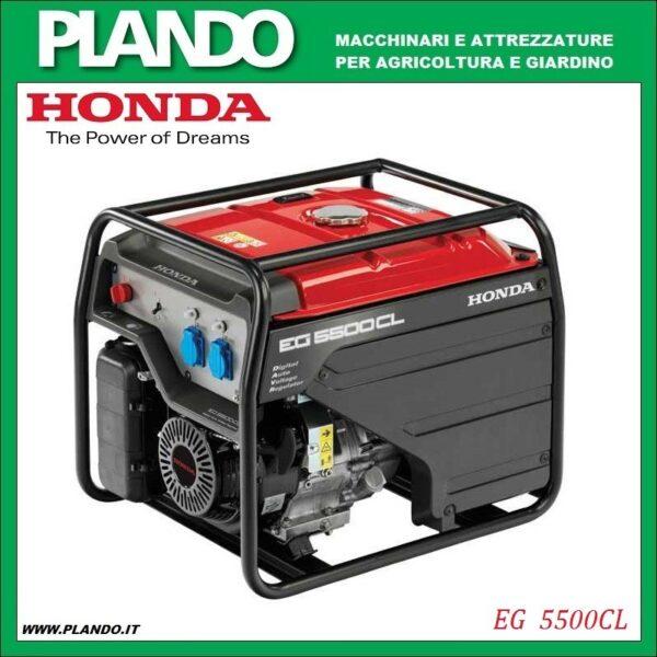 Honda EG 5500CL