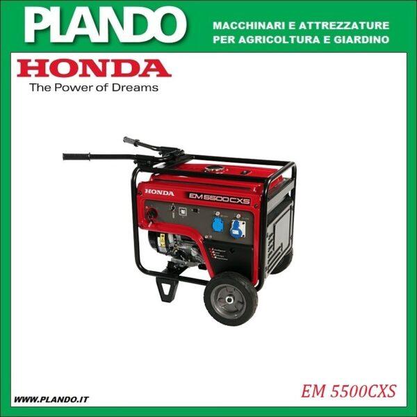 Honda EM 5500 CXS2