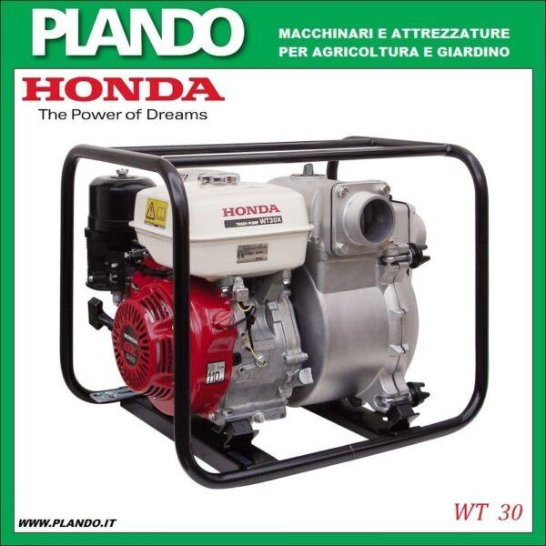Honda WT30 XK4