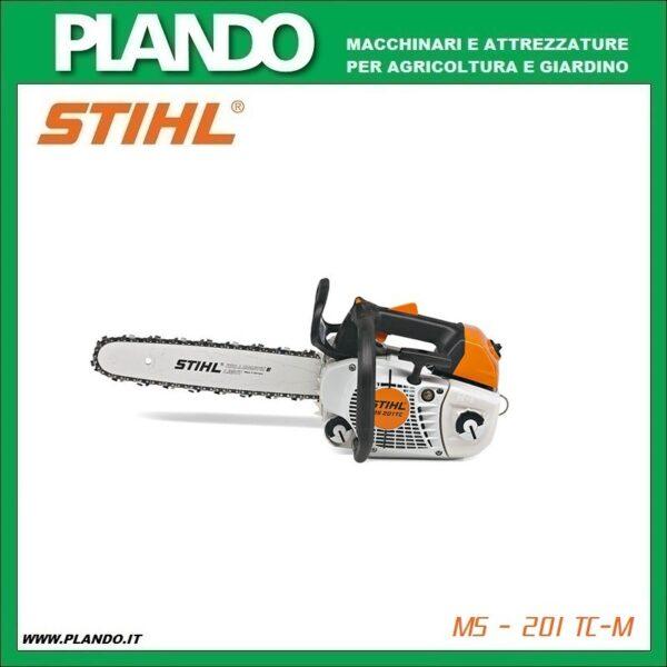 STIHL MS201TC-M