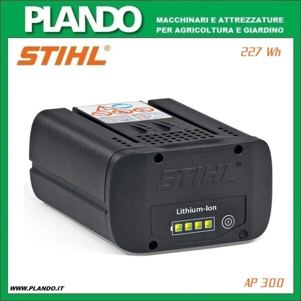 Batteria STIHL AP300