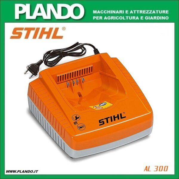 Caricabatteria STIHL rapido AL300