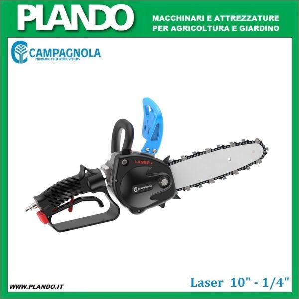 """Campagnola Laser 10"""" - 1/4"""""""