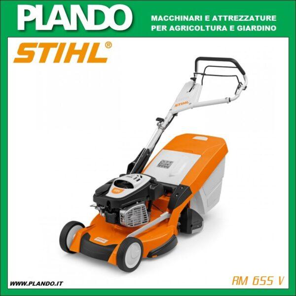 STIHL RM 655 V