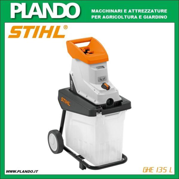STIHL GHE 135 L