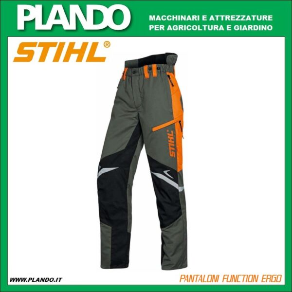 Pantaloni Function Universal Antracite