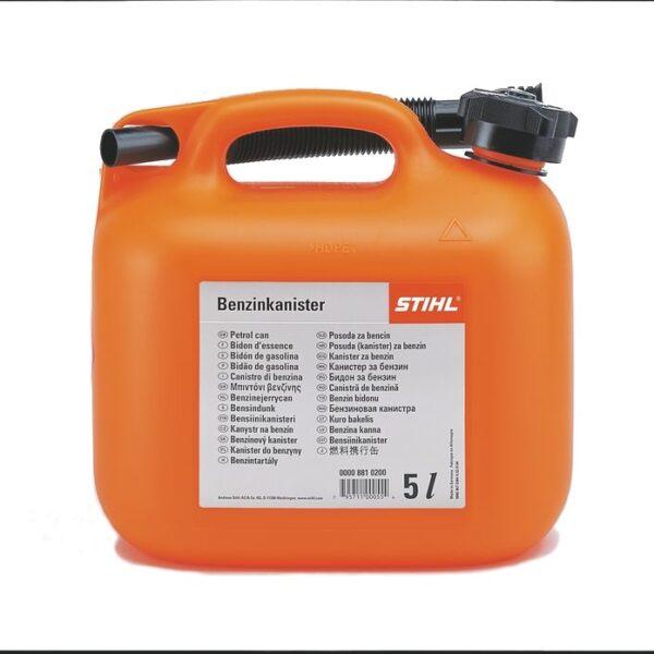 Canestro 5L STIHL arancione