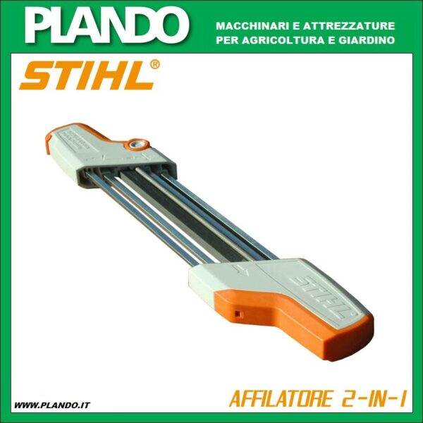 Affilatore STIHL 2-in-1