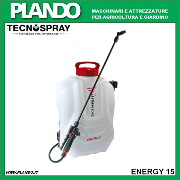 Tecnospray ENERGY 15