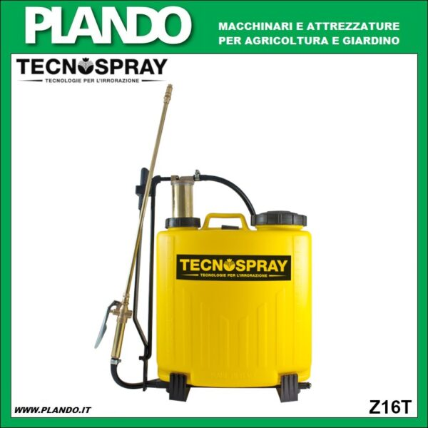 Tecnospray Z16T (lancia 535)