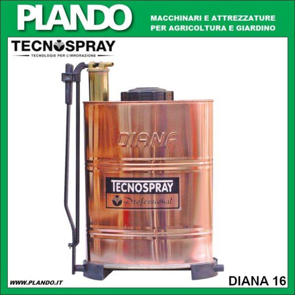 Tecnospray DIANA 16 (lancia 249)