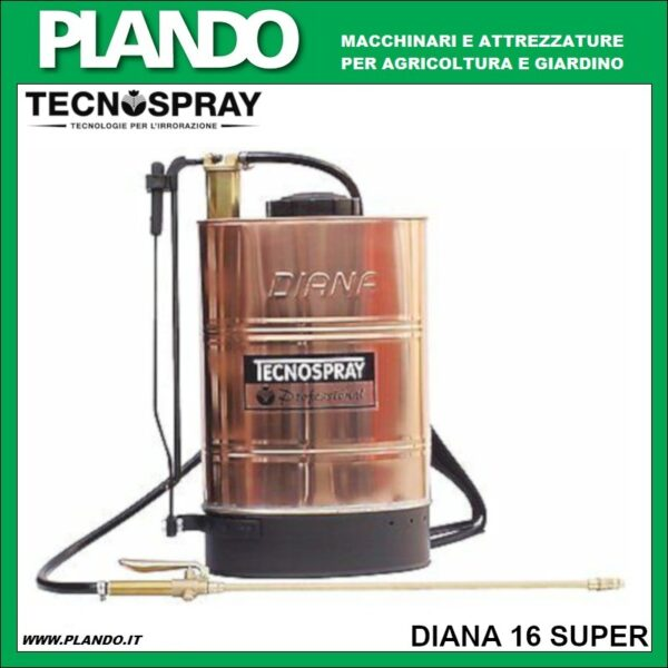 Tecnospray DIANA 16 SUPER (lancia 249)