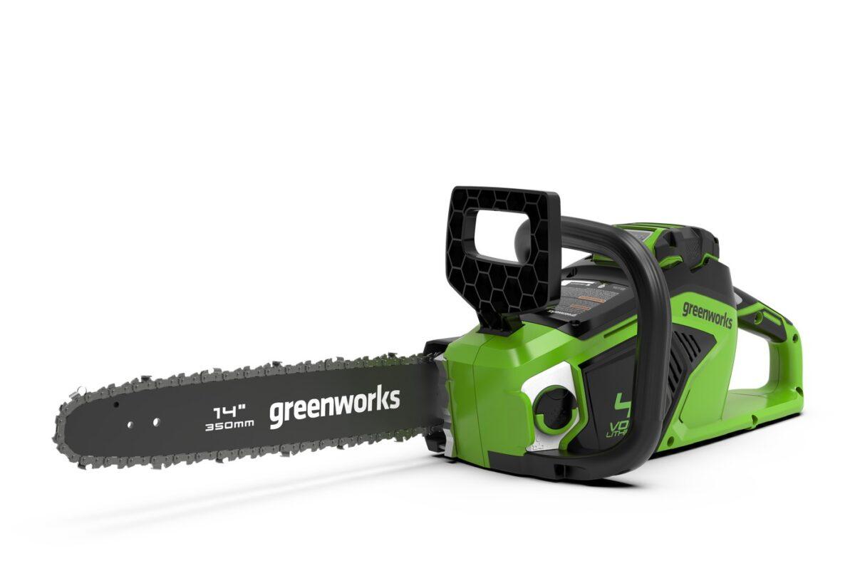 Greenworks MOTOSEGA A BATTERIA 40V 35 cm CON MOTORE DIGIPRO