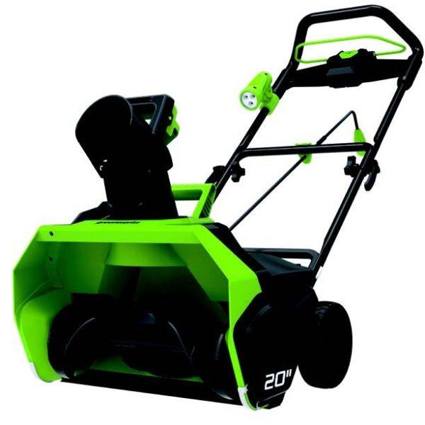 Greenworks SPAZZANEVE A BATTERIA 40V