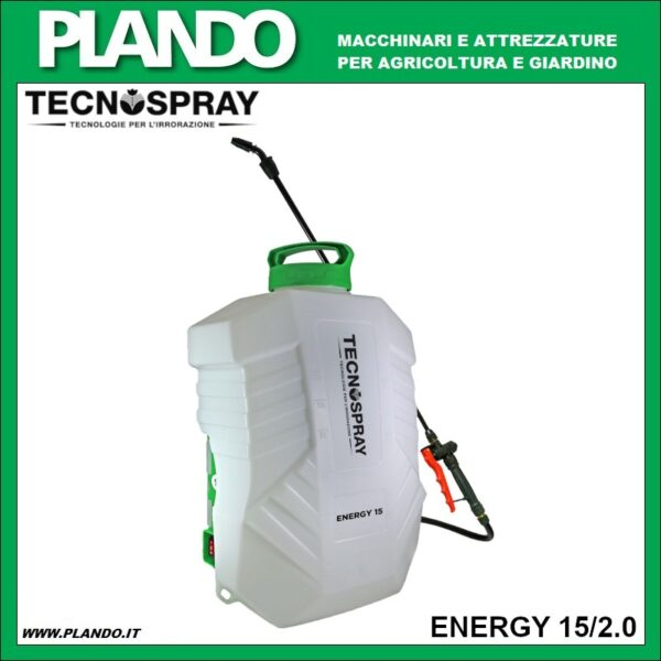 Tecnospray Energy 15/2.0