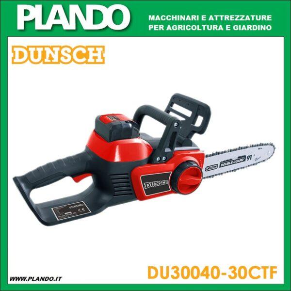 DUNSCH Elettrosega 40V 30cm DU30040-30CTF