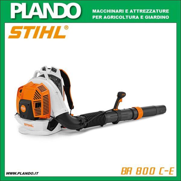 STIHL BR 800 C-E