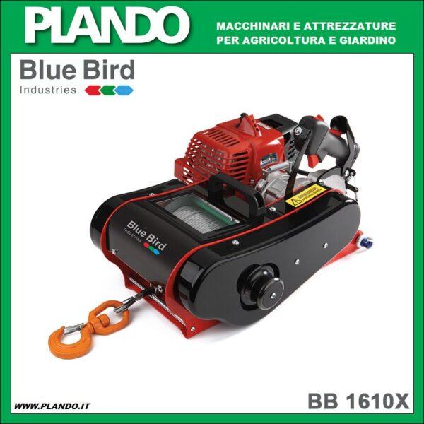 Blue Bird BB 1610X