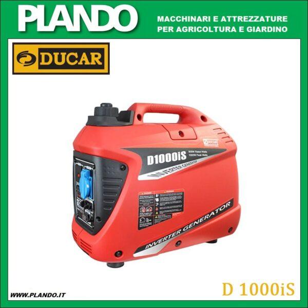 Ducar D 1000iS