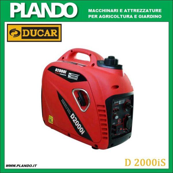 Ducar D 2000iS