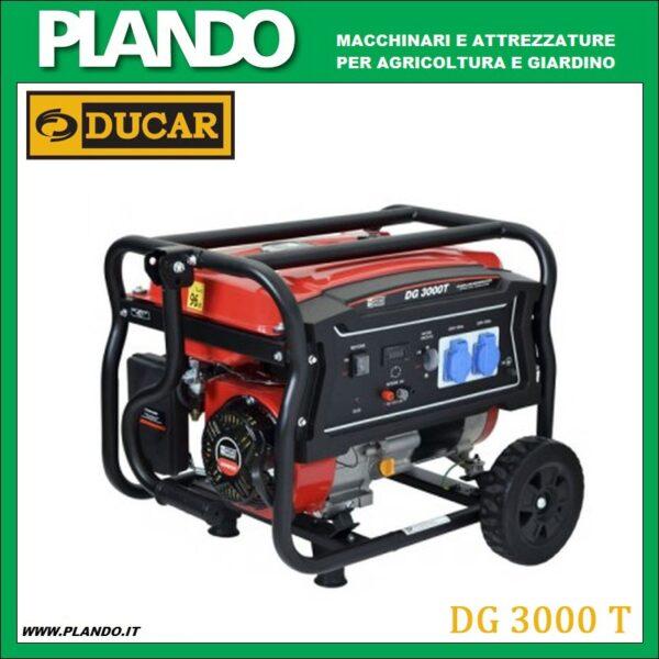 Ducar DG 3000 T