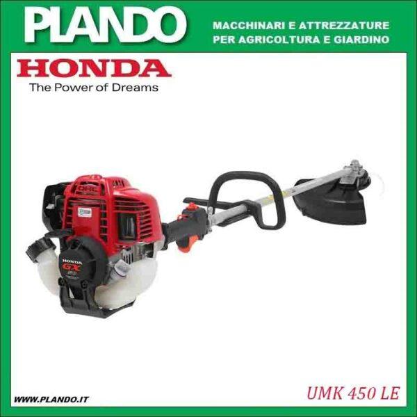 Honda UMK 450 LE