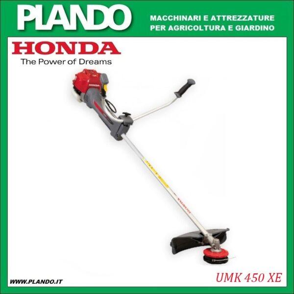 Honda UMK 450 XE