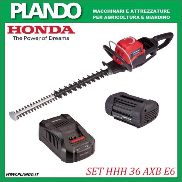 Honda SET HHH 36 AXB E6