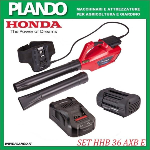 Honda SET HHB 36 AXB E