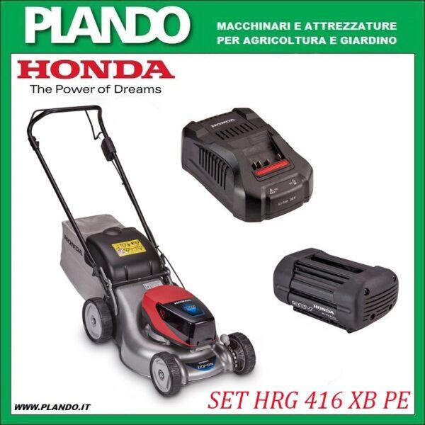 Honda SET HRG 416 XB PE