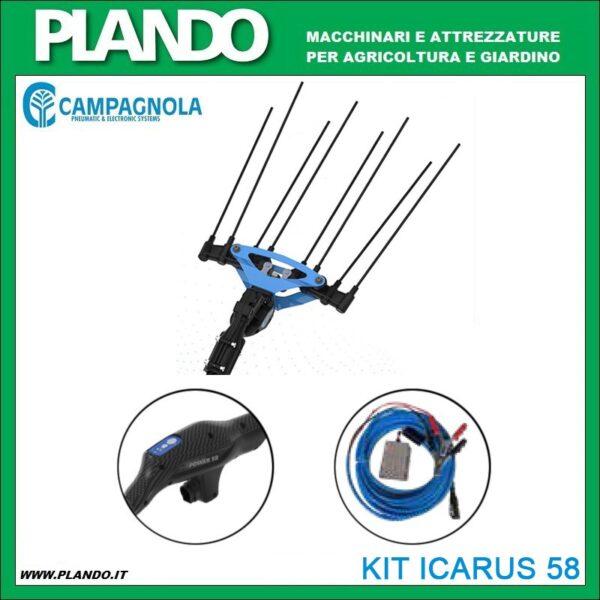 Campagnola KIT ICARUS 58