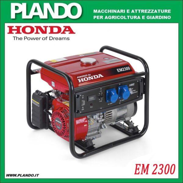 Honda EM 2300