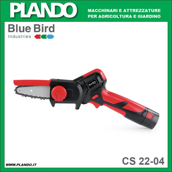 Potatore a batteria BLUE BIRD CS 22-04