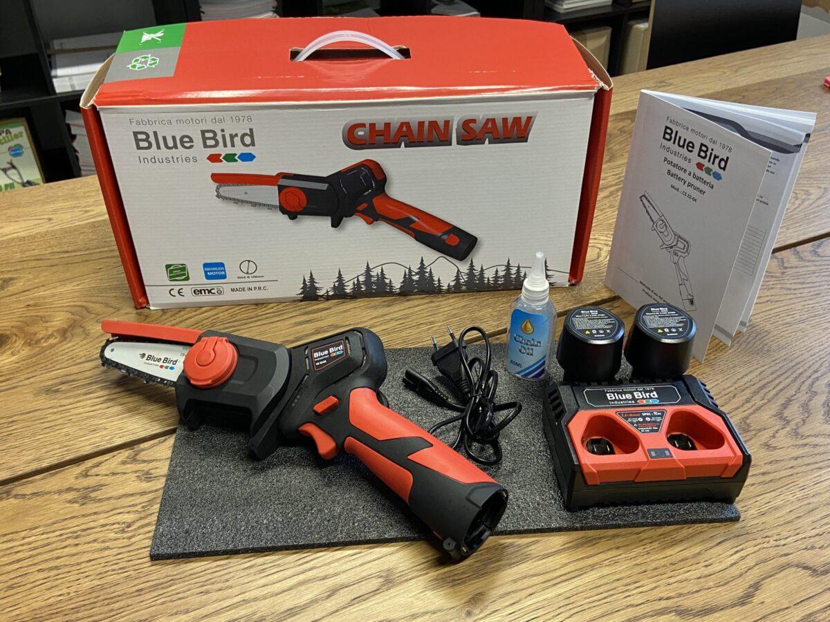 SET COMPLETO BLUE BIRD CS22-04