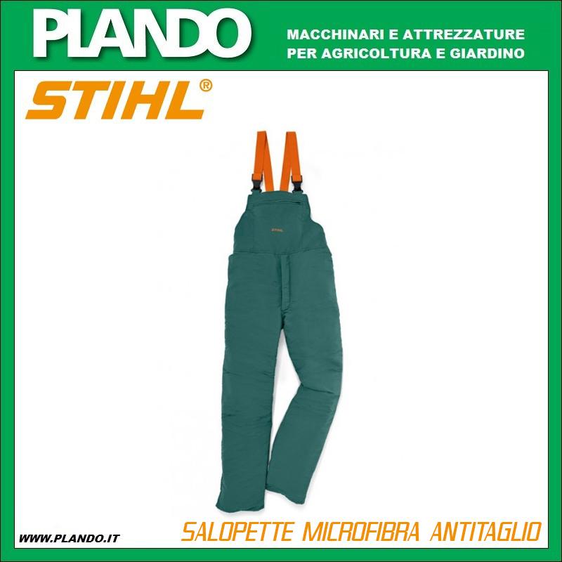 Salopette microfibra antitaglio STIHL