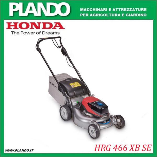 HRG 466 XB SE